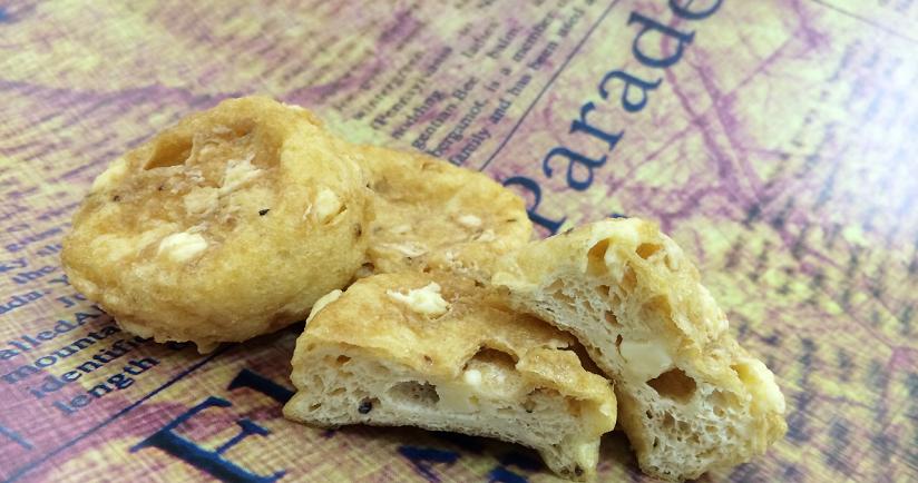 チーズ&ペッパー一口ひりょうず